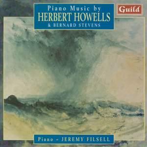 Piano Music by Herbert Howells & Bernard Stevens