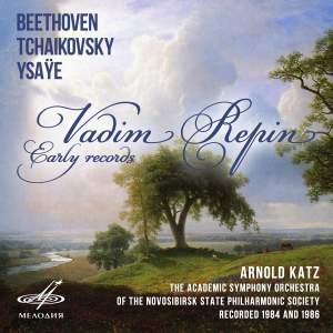 Vadim Repin: Early Recordings