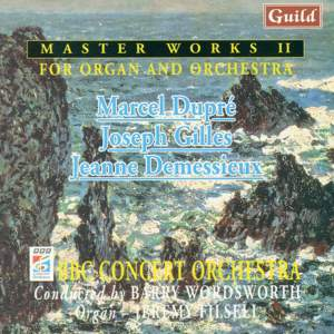 Master Works Vol. 2 for Organ and Orchestra