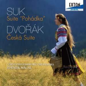 Suk: Suite Pohadka & Dvorak: Ceska Suite