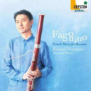 Fagottino - French Pieces for Bassoon