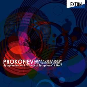 Prokofiev: Symphonies No. 1 'Classical Symphony' & No. 7