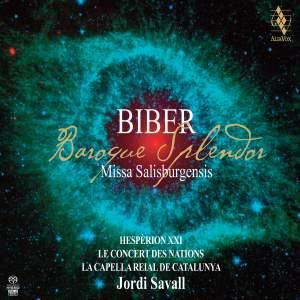 Biber: Baroque Splendor - Missa Salisburgensis Product Image