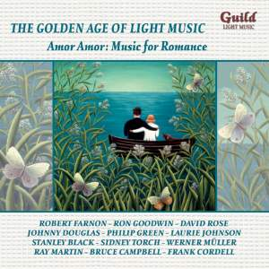 GALM 33: Amor Amor - Mus Romance