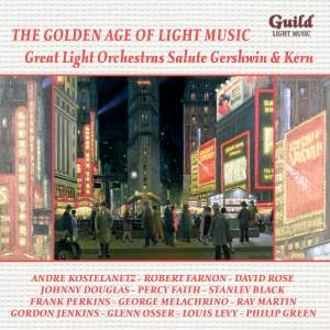 GALM 48: Great Light Orchestras Salute Gershwin & Kern