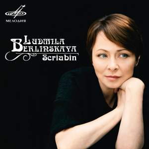 Ludmila Berlinskaya plays Scriabin Product Image