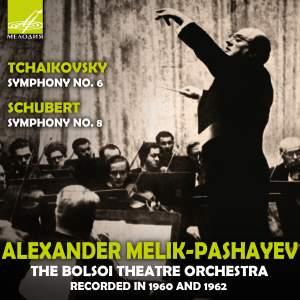 Alexander Melik-Pashayev conducts Tchaikovsky & Schubert