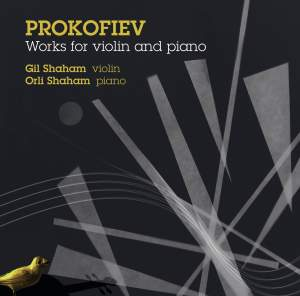 Prokofiev - Works for Violin and Piano