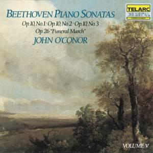 Beethoven - Piano Sonatas Volume 5