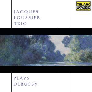 Jacques Loussier Trio plays Debussy Product Image