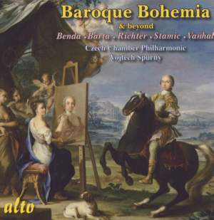 Baroque Bohemia & Beyond Volume 1
