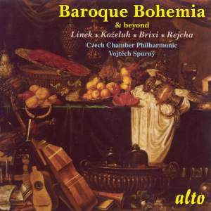 Baroque Bohemia & Beyond Volume 3