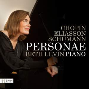 Chopin, Eliasson & Schumann: Personae Product Image