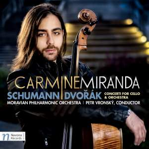 Schumann & Dvorak: Concerti for Cello & Orchestra