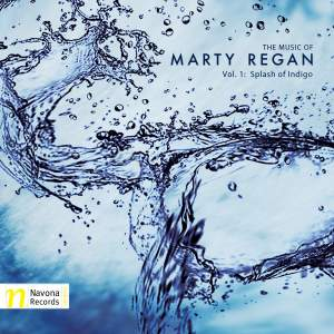 The Music of Marty Regan, Vol. 1: Splash of Indigo