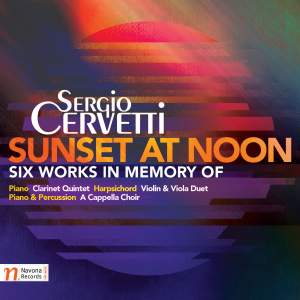 Sergio Cervetti: Sunset at Noon Product Image