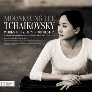 Tchaikovsky: Works for Violin & Orchestra Product Image