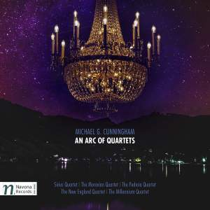 Michael G. Cunningham: An Arc of Quartets