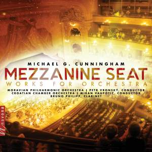 Cunningham: Mezzanine Seat – Works for Orchestra Product Image