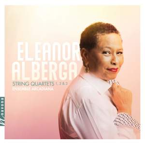 Eleanor Alberga: String Quartets Nos. 1-3 Product Image