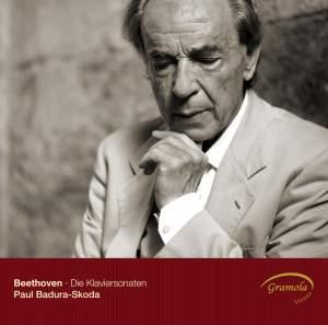 Beethoven: Piano Sonatas Nos. 1-32