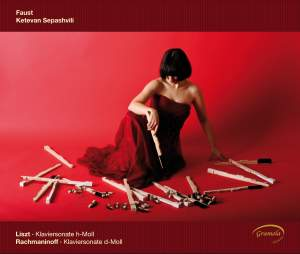 Faust: Rachmaninov & Liszt Piano Sonatas