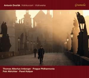 Dvořák: Violin Concerto and other works