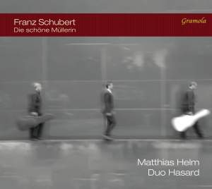 Schubert: Die schöne Müllerin, Op. 25, D. 795 (Arr. for Voice & 2 Guitars)