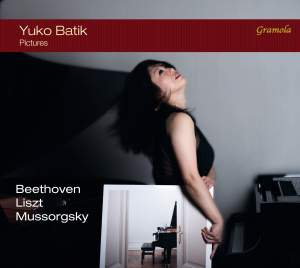Beethoven, Liszt & Mussorgsky: Works for Piano