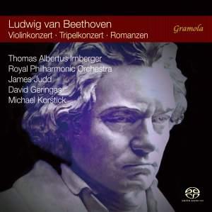 Beethoven: Violin Concerto, Romances & Triple Concerto