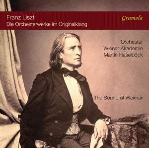 Liszt: The Sound of Weimar Product Image
