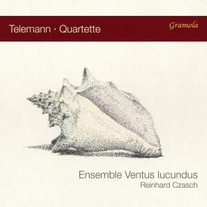 Telemann: Quartets Product Image