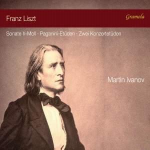 Liszt: Sonata in B minor & Etudes