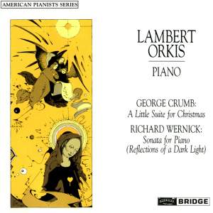 Piano Works by Crumb & Wernick