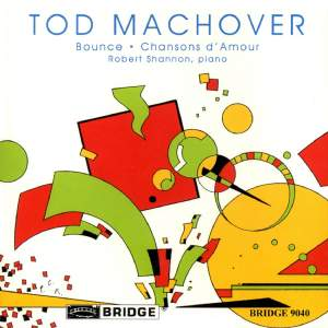 Tod Machover - Bounce