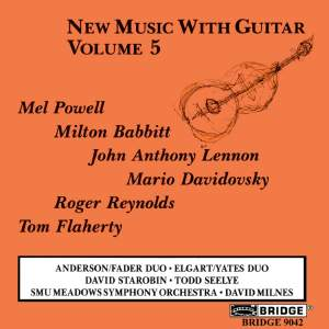 New Music with Guitar Volume 5