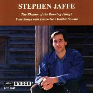 Jaffe, S: The Rhythm of the Running Plow, etc.
