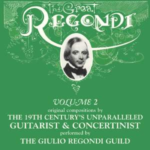 The Great Regondi, Volume 2
