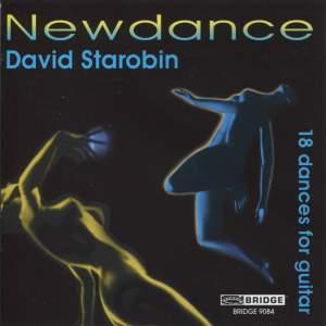 David Starobin - Newdance