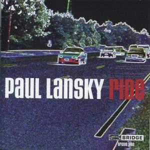 Paul Lansky - Ride