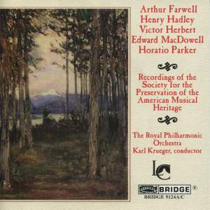 Recordings of the Society for the Preservation of the American Musical Heritage