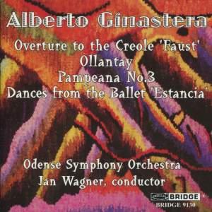 Alberto Ginastera - Orchestral Music