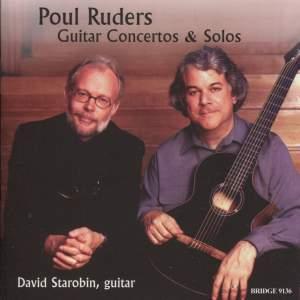Poul Ruders - Guitar Concertos & Solos