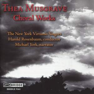 Thea Musgrave - Choral Works