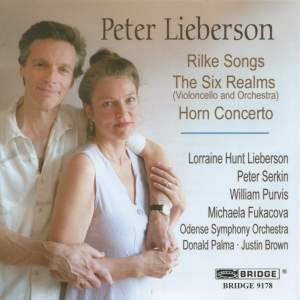 Peter Lieberson: Selected Works