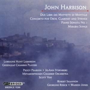 John Harbison: Selected works