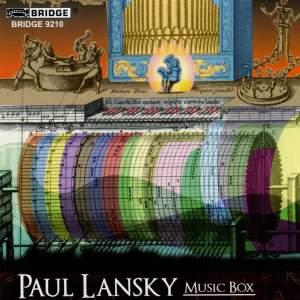 Lansky: Music Box