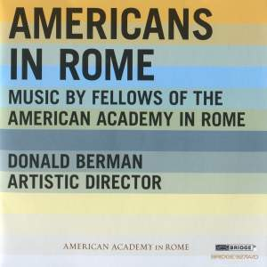 Americans in Rome