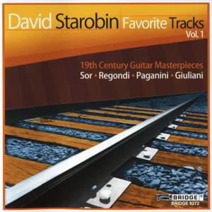 David Starobin - Favorite Tracks Volume 1