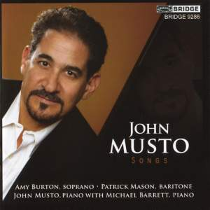 Songs of John Musto